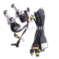 2pcs 12V 35W H4-3 H13-3 9004/9007-3 HID bixenon Lamp+ wire 4300K 5000K 6000K 8000K 10000k,HID xenon h4