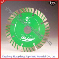 115mm Turbo segment diamond saw blade on 0.85 usd,  Minimum order is 1000 pieces.