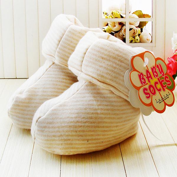 bebê recém-nascido criança infantil antiderrapante sapatos chinelo botas botas unissex meias queda livre& transporte(China (Mainland))
