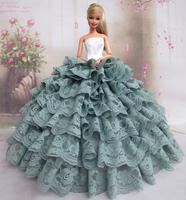 Fashion Dress For Barbie Dolls