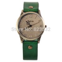 NEW MODEL Fashion students unique watch,sport casual girls luxury dress leather Wristwatch,quartz watches good gift