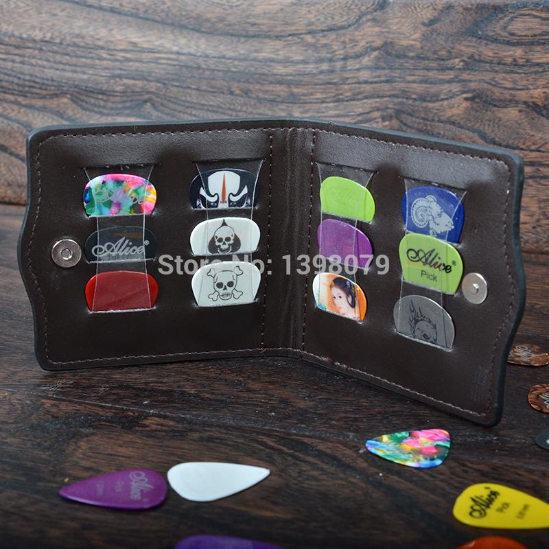 Wallet Pick Holder Guitar Pick Holder(china