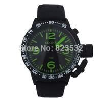 NEW MODEL Business MEN'S military watch,sport luxury big dial Wristwatch,rubber waterproof quartz watches,male clock Relogio