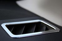 2012-14 Subaru XV the outlet side box decorative box 2pcs/set free shipping
