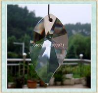 100pcs/lot , 45mm, transparent color crystal chandelier pendants/crystal curtain pendants,crystal chandelier parts