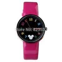 Luxury Fashion students watch,sport running casual BOYS girls dress quartz LEATHER children Wristwatch,clock Relogio  gift