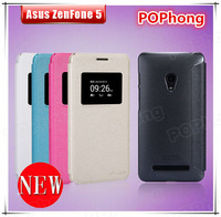 Original Nillkin Flip Case Leather Case For Asus ZenFone 5 Protective cover