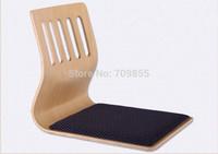 TA52-2 (6pcs/lot)  Floor Sitting  Chair Fabric Cushion natural color Japanese Tatami Chair Zaisu Chair uk
