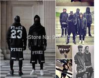 2014 Kayne West  Men Pyrex Shorts Hip Hop Hiphop Street Basketball Shorts Personality Fitness Beach Shorts M/L/XL FREE SHIP