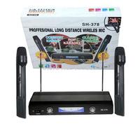 NEW Professional  Wireless Microphone Mic Cordless DJ Karaoke System