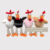 30-40 cm Decoris Chicken Run plush toy chicken toy 4 pieces chicken toy for kids toy kids gift Free shipping