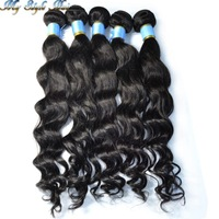 Wholesale Queen Hair Products Grade 4A unprocessed virgin malaysian Loose wave hair weave 5pcs lot,human hair weft 100g/bundles