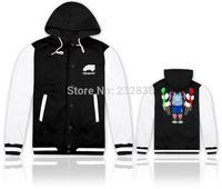 2014 Top brand trukfit jackets hooded long sleeve hip hop mens casual winter clothing fashion sportswear men Outerwear & Coats