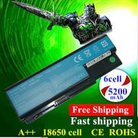 6cell New Replace Laptop Battery AK.006BT.019 AS07B31 AS07B41 AS07B51 AS07B61 AS07B71 LC.BTP00.008 LC.BTP00.014 For Acer