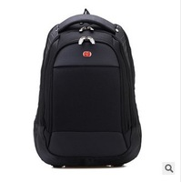 Fiting most 15inch laptops moutaineering backpack climing hiking camping travel sport nylon bag 4 colors  mzc1008 free shipping