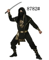2014 Men's Halloween costume cosplay ninja role-playing game in Japan Ninja Mens clothing apparel cos