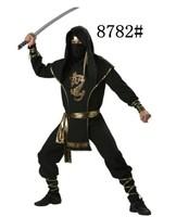 2014 Men's Halloween costume cosplay ninja role-playing game in Japan Ninja Mens clothing apparel cos