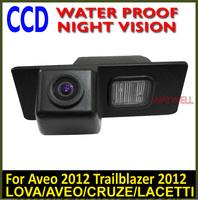 Car Reverse Camera for Chevrolet Aveo 2012 Trailblazer 2012 Cruze Hatchback wagon 2012 Opel Mokka 2012 Cadillas SRX CTS