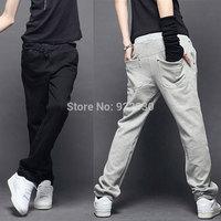 Mens Casual Sport Pants Dance Baggy Jogging Training Joggers Harem pants Trousers Slacks Sweatpants