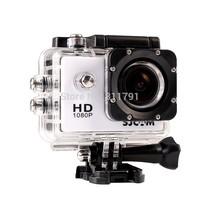GoPro Hero 3 Style SJCAM SJ4000 Action Camera Diving 30M Waterproof Extreme Gopro Camera G-Senor Sport Camera/Helmet Camera