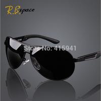 Hot Sale 2014 New Cool Men's Polarized Sunglasses High Quality Brand Driving Aviator Women Fashion Eyewear Sun Glasses With Box