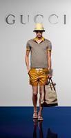 EU/US POP style 2014 Top designer item famous brand men short sleeve tee t shirt Male man quality turn-down collar t-shirt #001