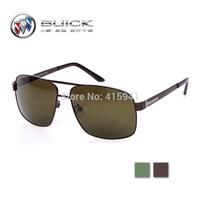 Buick genuine star models retro fashion polarized sunglasses men sunglasses driving a dedicated 665 drivers