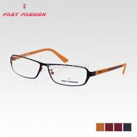 Fast fashion 2014 new multicolor classic metal frame FF3002 myopia