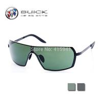 2014 New Fashion Brand Star Sunglasses Buick Decorative Sunglass for Men BK655