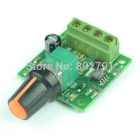 New Low Voltage DC 1.8V 3V 5V 6V 12V 2A Motor Speed Controller PWM 1803B
