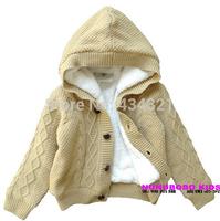 Winter boy sweater jacket 2 yrs children sweater cardigan warm stripe knit Sweaters boys kids sweater coats 2-3-4-5-6-7-8T