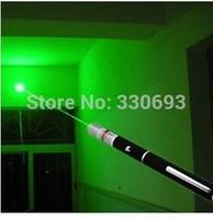 Free shipping long-range 1000 meters Laser Pointer 500mw laser pen refers to star pen green light pen Starry Gift packaging