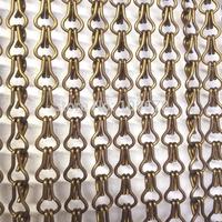 Coffee Hall  Aluminum  Chain Door Curtain