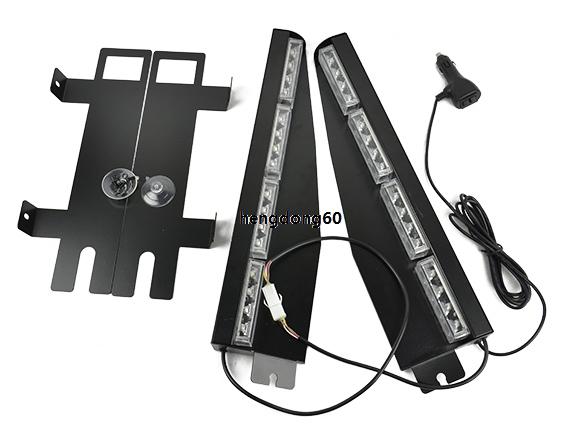 stealth visor led light images. Black Bedroom Furniture Sets. Home Design Ideas