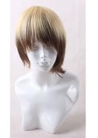 Top Quality Liberta Blonde Mix Short Anime Cosplay Wig