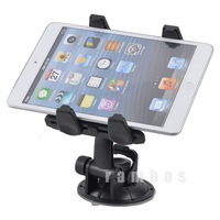 Universal 360 Degree Car pillows Mount Cradle tablet Holder Stand for tablets screen between 4.3 and 11.6inch