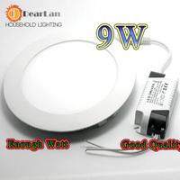 LED Ceiling Light SMD LED Lamp AC85-265V CE&RoHS LED Bulb indoor lighting Ceiling LED Lights For Home lamps 9W