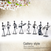 For dec  oration wrought iron home decoration living room tv cabinet small modern brief teachers day gift
