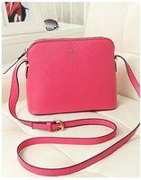 2014 new fashion elegant women messenger bag designer PU leather candy color cross-body bags letter matte for girls shoulder bag