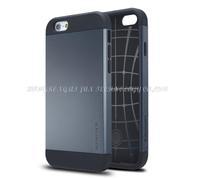 """1pcs New luxury SPIGEN SGP Slim Armor Case For iPhone 6 Phone Cover Bags for iphone6 for iphone 6 4.7 """" case cover"""