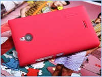 Original Nillkin Super Hard Shell Case For Nokia X Cover with Package Free Screen Protector Free Shipping