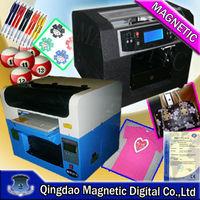 colorful digital photo printer for sale,cardboard printer for sales