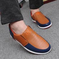 British Tide Men Casual Shoes Fashion Minimalism Comfortable Breathable  Urban Leisure  Shoes 404
