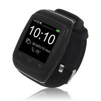 2014 Bluetooth Smart Watch Pedometer Wristwatches ZGPAX S12 with Touch Screen For Android Smart Phone Sync SMS and Phonecall