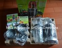 Wholesale 8pcs/lot Nutri Bullet Food Mixer Machine 220V 600W 12pieces IN 1 New,AU Plugs For Australia New Zealand