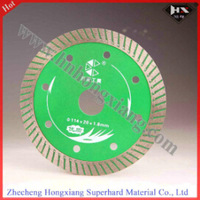 0.8usd on order quantity 1000 pieces, size 110mm turbo diamond cutting disc