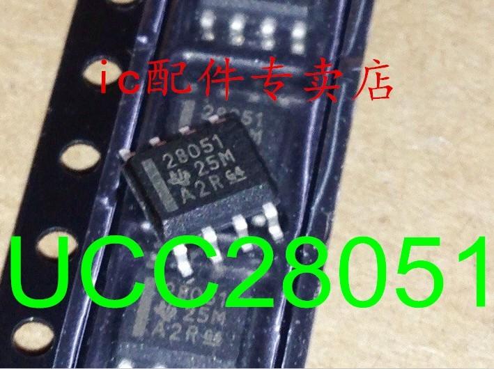 UCC28051 28051 LCD Power Supply PFC Controller(China (Mainland))