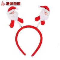 Christmas gift Christmas decoration double headband christmas party supplies