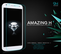 For HUAWEI C199 film,Amazing H+ Nanometer Anti-Explosion Tempered Glass Film For HUAWEI C199 Free shipping