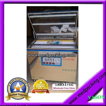 The tea vacuum machine Dry products vacuum sealing machine(China (Mainland))